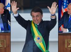 Bolsonaro, Trump e Netanyahu: quando a palavra é a principal arma de guerra