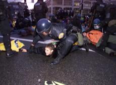 Como em Seattle, resistência está advertindo a sentença de morte neoliberal para o planeta