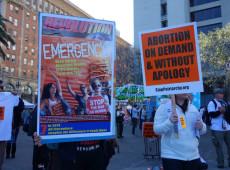 Pesquisa comprova que maioria dos estadunidenses rejeitam mudanças anti aborto