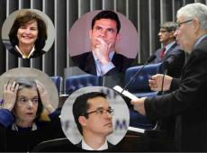 Roberto Requião: Lava Jato, trair a Pátria não é crime? Vender o país não é corrupção?