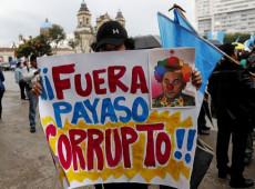 Guatemala: O rosto de um país abandonado entregue a uma elite e governo corruptos