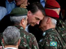 Geração de militares no poder é despreparada culturalmente e profundamente despeitada