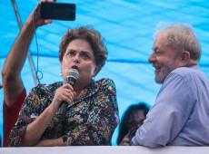 Dilma: Após 500 dias da prisão ilegal de Lula, governo neofascista devasta o Brasil